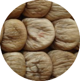 Dried figs
