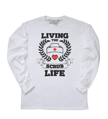 https://www.amazon.com/inktastic-Living-Scrub-Sleeve-T-Shirt/dp/B07CSG2KCB/ref=sr_1_22?s=apparel&ie=UTF8&qid=1532279257&sr=1-22&nodeID=7141123011&psd=1&keywords=living%2Bthe%2Bscrub%2Blife&th=1